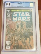 Star Wars #50 CGC 9.8 White Pages