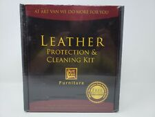 Leather Protection & Cleaning Kit Art Van Liquid Furniture factory sealed