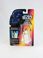Princess Leia Organa STAR WARS Power of the Force TRI-LOGO Guerra de Galaxias