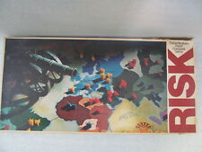 Vintage Original RISK Board Game by Parker Brothers 1975/1980 With Box