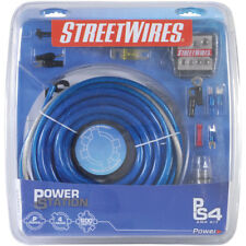 MTX StreetWires PSK04BM 4 AWG Power Station Multi Amp Kit FREE SHIPPING