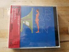 MILES DAVIS Big Fun SONY JAPAN w. OBI 50DP 705-6