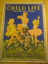 WALT DISNEY'S SNOW WHITE AND THE SEVEN DWARFS 2 PG FEATURE IN CHILD LIFE 5/1938