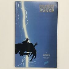 Gnatrat: The Dark Gnat Returns #1 (1986, New Sirius Productions) Book One