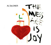 CD Al DeLoner The Message Is Joy
