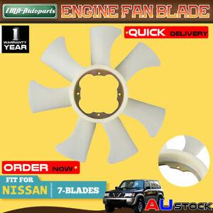 For Nissan Patrol GQ Y60 Ford Maverick TD42 Diesel 4.2L 88-97 Cooling Fan Blade