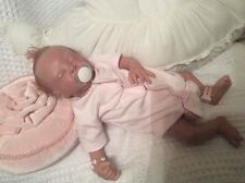 ADORABLE ReBoRn PrEEmiE BaBy GiRL GHSP MiCro RooTeD HaiR
