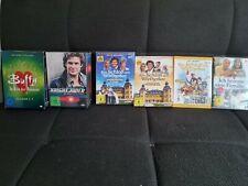 Verschiedene Serien und Filme DVDs