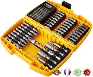 DEWALT Coffret de 45 Embouts de Vissage Multiples Haute Performance DT71572-QZ