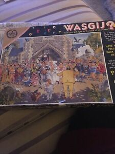 WASGIJ? 4 A Day To Remember Falcon 1000 Piece Jigsaw Puzzle No. 3893 Complete!