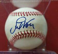 LINDSEY VONN SIGNED IN PERSON ROMLB RAWLINGS MLB BASEBALL USA OLYMPIC SKIER