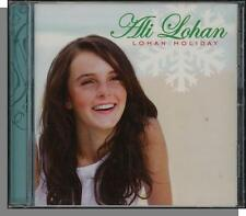 Ali Lohan - Lohan Holiday - New 2006 Christmas CD! (w Lindsay Lohan & Amy Grant)