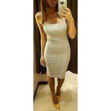 Zara Stretch Sleeveless Dresses for Women