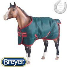 Breyer Traditional Rambo Blanket – Turnout Rug – Model Pony Horse – 1:9 Scale