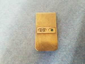Gold Money Clip Cabot