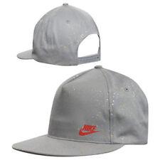 Gorra de hombre grises Nike