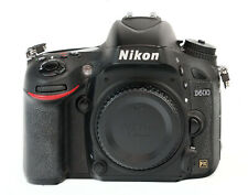 Nikon D600 24.3 MP FX-format Digital SLR Camera Body