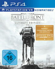 Star Wars: Battlefront - Ultimate Edition (Sony PlayStation 4, 2016)