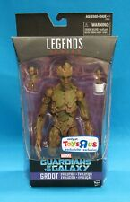 Groot Figure Marvel Legends Series Guardians of the Galaxy TRU Exclusive Sealed