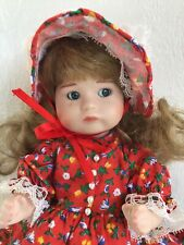 Antique Reproduction 9� Tall Doll