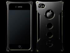 Abee Aluminum Jacket For iPhone 4 Type 07 Sliver
