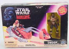 SWOOP w/ EXCL FIGURE~ STAR WARS~ SHADOWS OF THE EMPIRE~