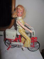 Tanya Barbie Vintage Ceppi Ratti in bicicletta