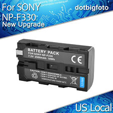 Battery for Sony NP-F330 NP-F550 NP-F330 NP-F570 NP-F750 NP-F960 F970 F770