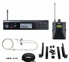 NEW | Shure P3TRA215CL G20 PSM300 IEM Wireless In-Ear Monitor System w/SE215-CL