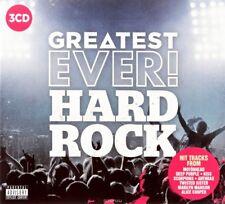 Greatest Ever! Hard Rock - Various Artists (Album) [CD]