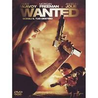 Wanted - Scegli il tuo destino - DVD Film