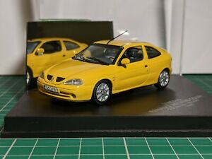Renault Megane I Phase 2 Coupe Yellow 1/43 VITESSE Rare