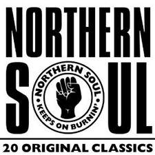 Northern Soul - Keeps On Burning: 20 Original Classics (NEW CD)