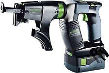 Festool akku-bauschrauber DWC 18-4500 LI 5,2 -plus 574745 en el Systainer