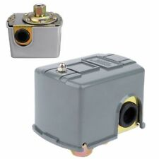 Adjustable 40-60PSI Well Water Pump Pressure Control Switch Double Pole CU
