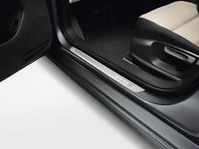 2011-2017 Jetta MK6 & 2013-17 Jetta MK6 Hybrid Stainless Steel Door Sill Guards