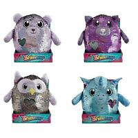 Shimmeez Sparkling Sequin Changing Soft Toys - 4 to Collect