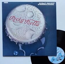 "LP Judas Priest  ""Rocka rolla"""