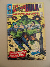 Tales To Astonish 83 . Marvel 1966 . VG - minus