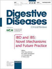 IBD and IBS: Novel Mechanisms and Future Practice: Falk Symposium 170, Glasgow,