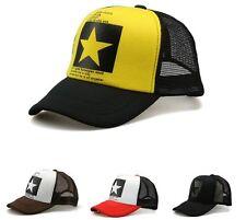 Gorra Beisbol Star hiphop snapback colors cap