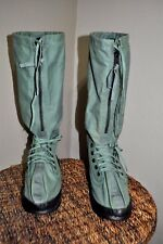 N-1B EXTREME COLD WEATHER BOOTS SIZE LARGE MILITARY