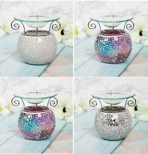 Wax Melt Oil Burner Yankee Candle Tealight Holder Ornament Aromatherapy Gift New