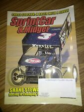 SPRINT CAR & MIDGET MAGAZINE DECEMBER 2012 ISSUE FREE SHIPPING