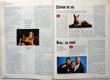 Mag 1989: BROS_LES COUTEAUX LAGUIOLE_PETER O'TOOLE