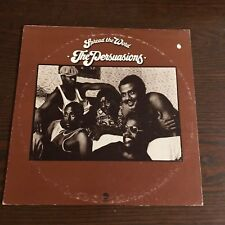 """The Persuasions """"Spread The Word"""" LP VG+/G+ Capitol ST-11101 Soul R&B"""