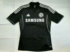 Men's Chelsea Football Club FC Samsung Adidas Clima Cool Soccer Jersey Size S SM