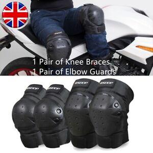 Protective Motorcycle Knee Pads Motorbike Bike Motocross Protector Knee Guards