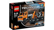 LEGO TECHNIC SET COSTRUZIONI MEZZI STRADALI 2IN1 8-14 ANNI ART. 42060