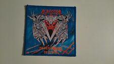 Agressor Neverending Destiny music thrash metal Sew On patch